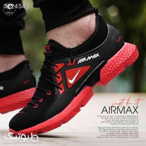 کفش پیاده روی مردانه مدل Airmax مشکی 99 2020