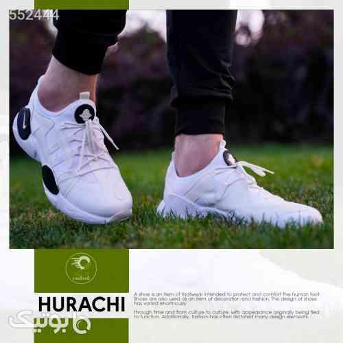 کفش پیاده روی مردانه مدل Hurachi مشکی 99 2020