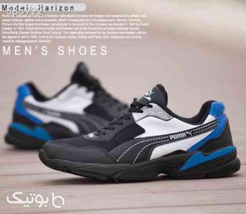 کفش Puma مدل harizon  مشکی 99 2020