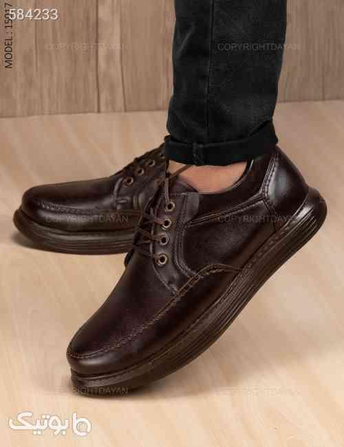 کفش مردانه kiyan مدل 15017 مشکی 99 2020