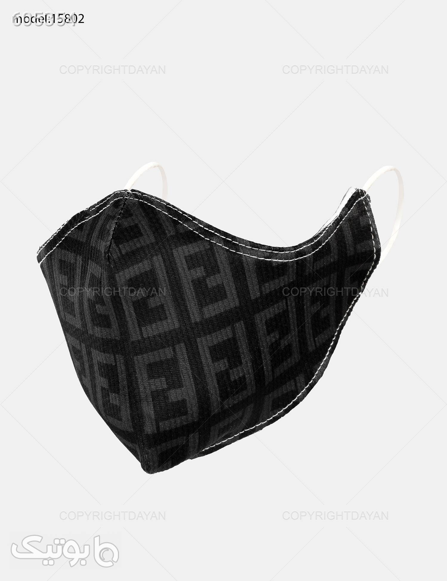 پکیج 2 عددی ماسک پارچه ای طلایی بهداشت و مراقبت بدن