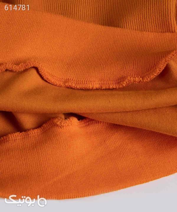 سویشرت بلند مردانه برندس Brands کد br2249 نارنجی سوئیشرت و هودی مردانه