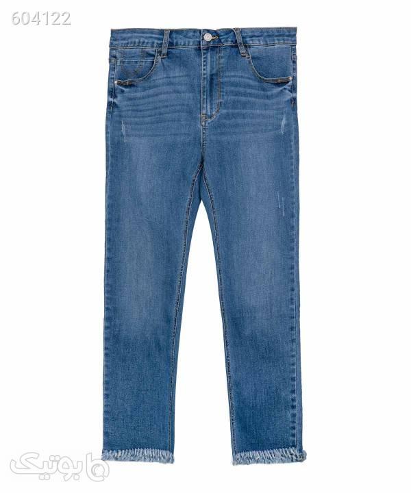 شلوار جین زنانه جوتی جینز Jootijeans مدل 94789704 آبی شلوار پارچه ای و کتانی زنانه