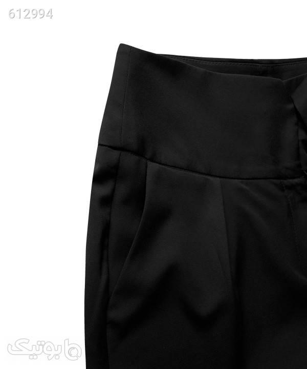 شلوار زنانه مجلسی گردیه Gordye کد 308102 مشکی شلوار پارچه ای و کتانی زنانه