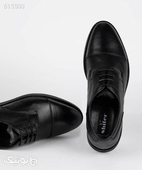 کفش چرم مردانه شیفر Shifer مدل 7253e كفش مردانه