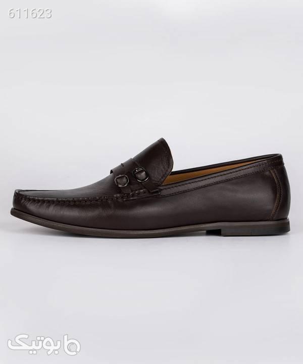 کفش کالج چرم مردانه جوتی جینز JootiJeans مدل 02851512 مشکی كفش مردانه