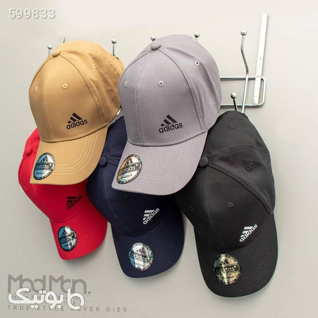 کلاه لبه گرد NY  طوسی کلاه و اسکارف
