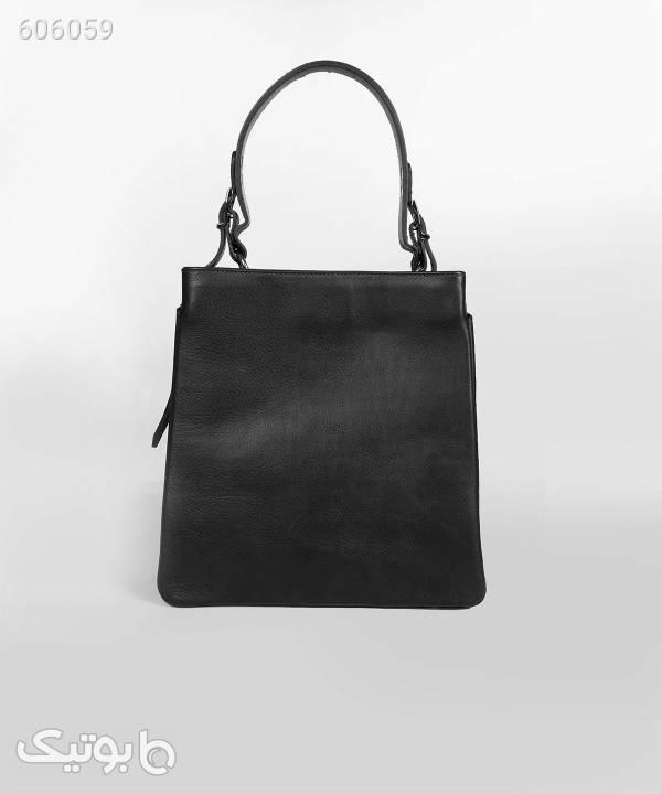 کیف دستی زنانه شیفر Shifer مدل 9542A مشکی كيف زنانه