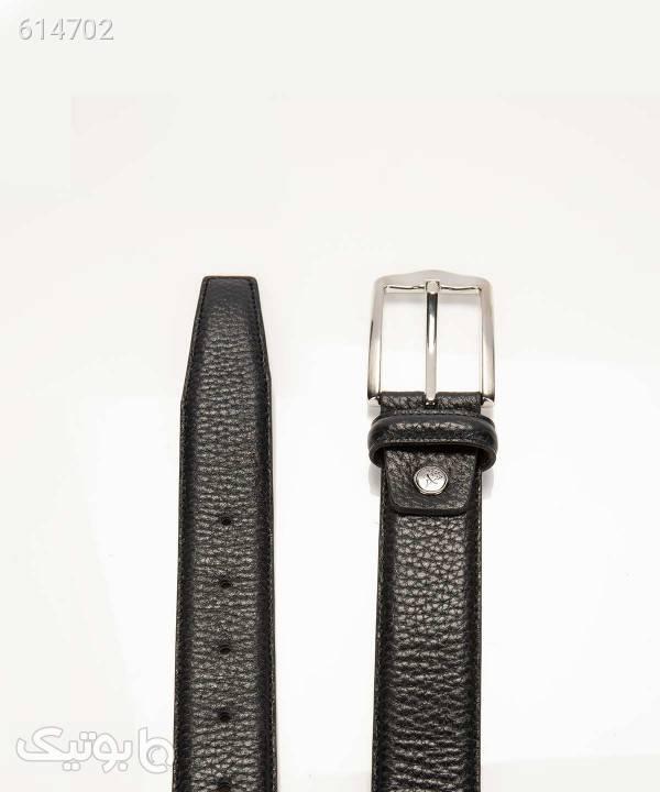 ست هدیه مردانه مارال چرم Maral Leather مدل فربد مشکی کیف پول و جا کارتی