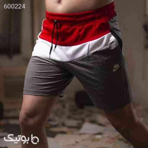 شورتک تمرینی مردانه نایک  قرمز 99 2020