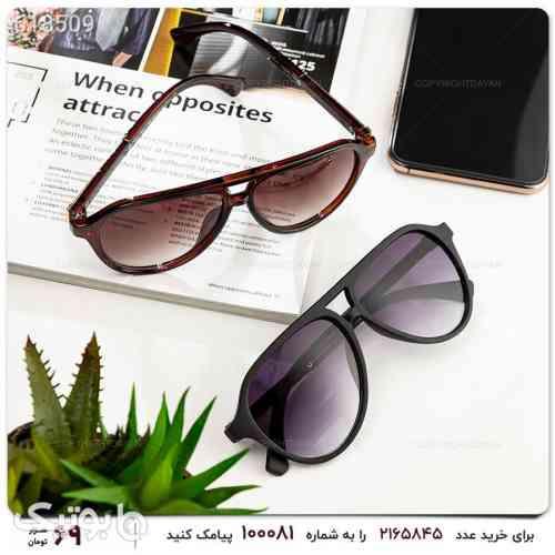 عینک آفتابی پورش  قهوه ای 99 2020