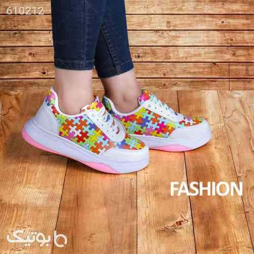 کفش زنانه FASHION مدل 1229 زرد 99 2020