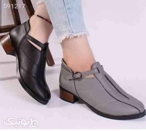 کفش طبی زنانه مشکی 99 2020