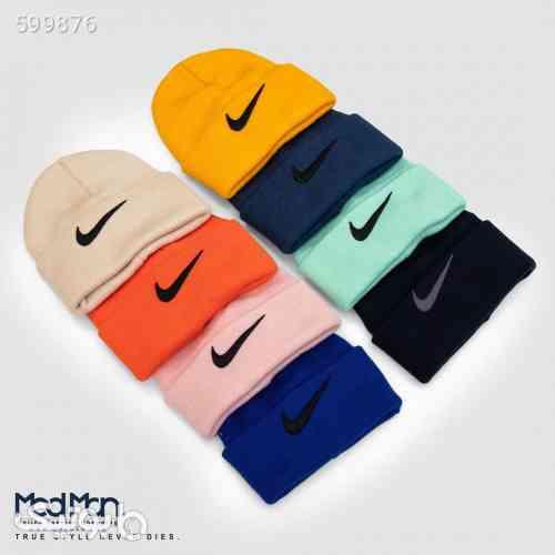 کلاه بافت زمستانی Nike سورمه ای 99 2020