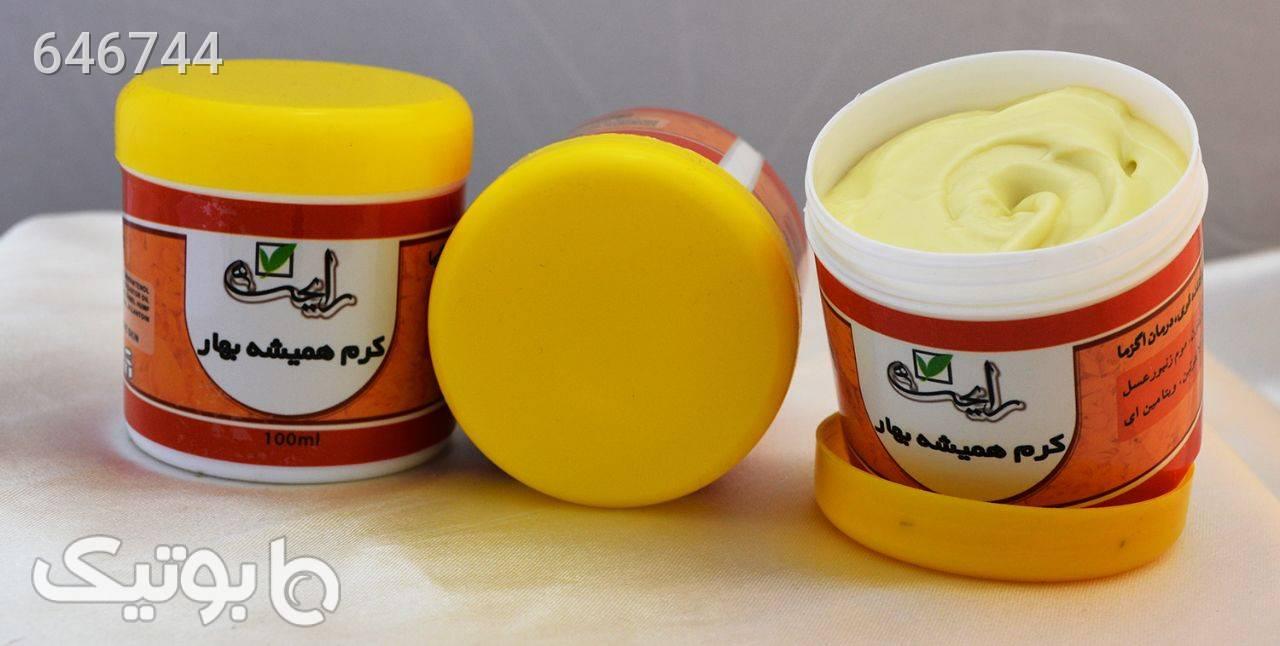 کرم همیشه بهار رایحه مخصوص اگزما زرد بهداشت و مراقبت پوست