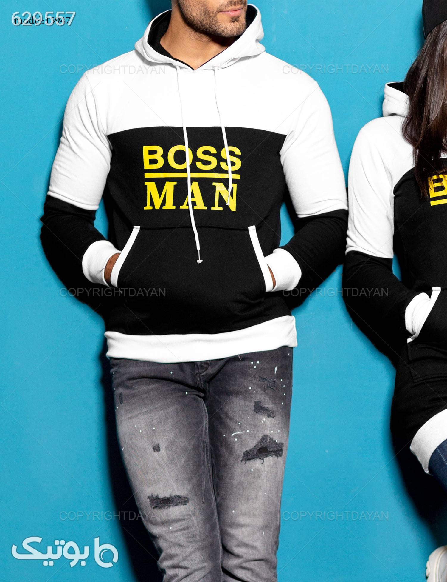 ست دونفره Boss مدل 15947 مشکی ست زوج و خانواده
