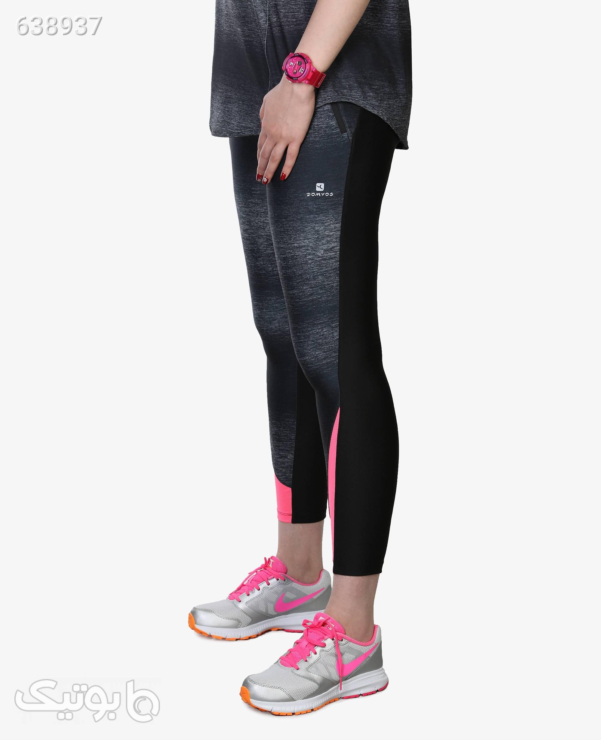 ست ورزشی زنانه Decathlon مدل 122615 ست ورزشی زنانه