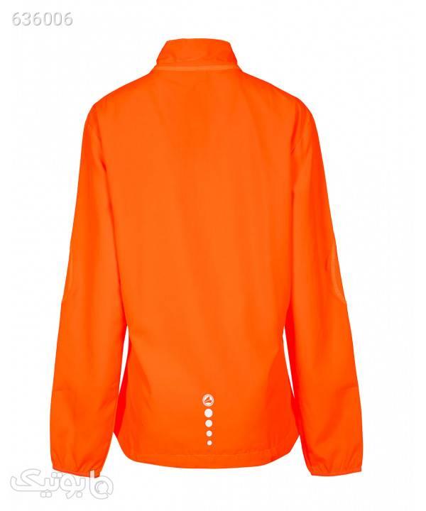 سویشرت ورزشی زنانه جاکو Jako کد 9825 نارنجی ست ورزشی زنانه