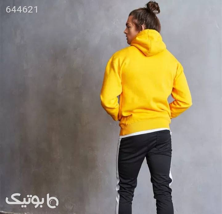 سیوشرت  زرد سوئیشرت و هودی مردانه
