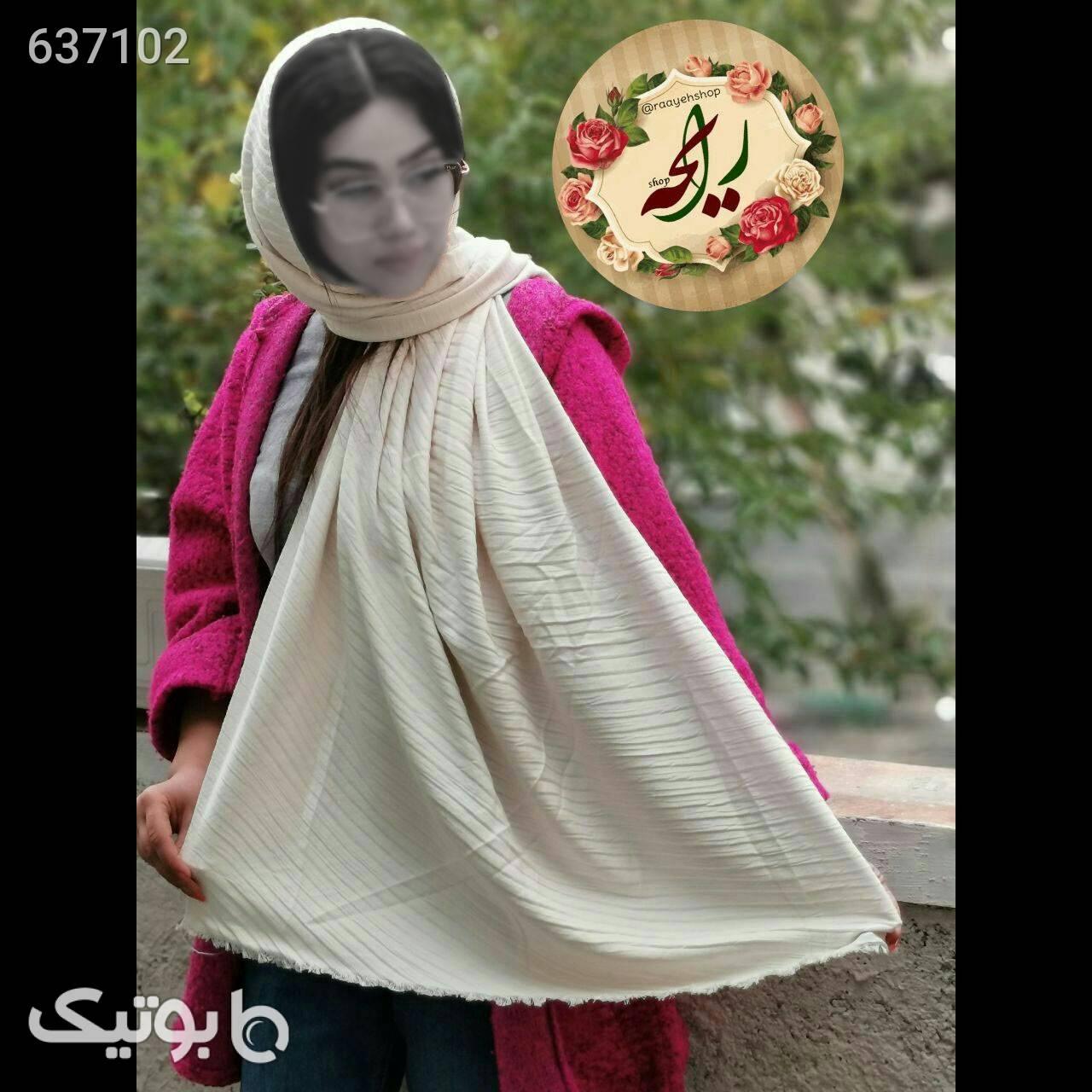 شال موهر پاییزی صورتی شال و روسری
