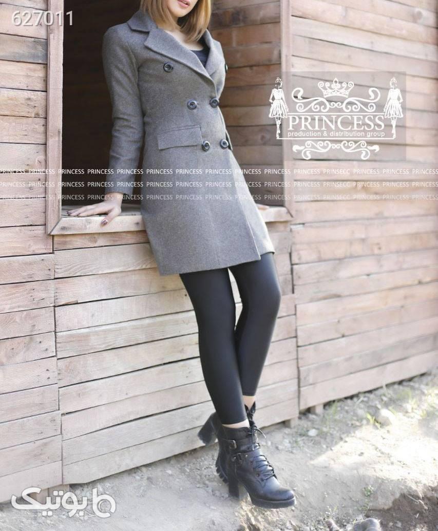 مدل کاترین  طوسی پالتو زنانه