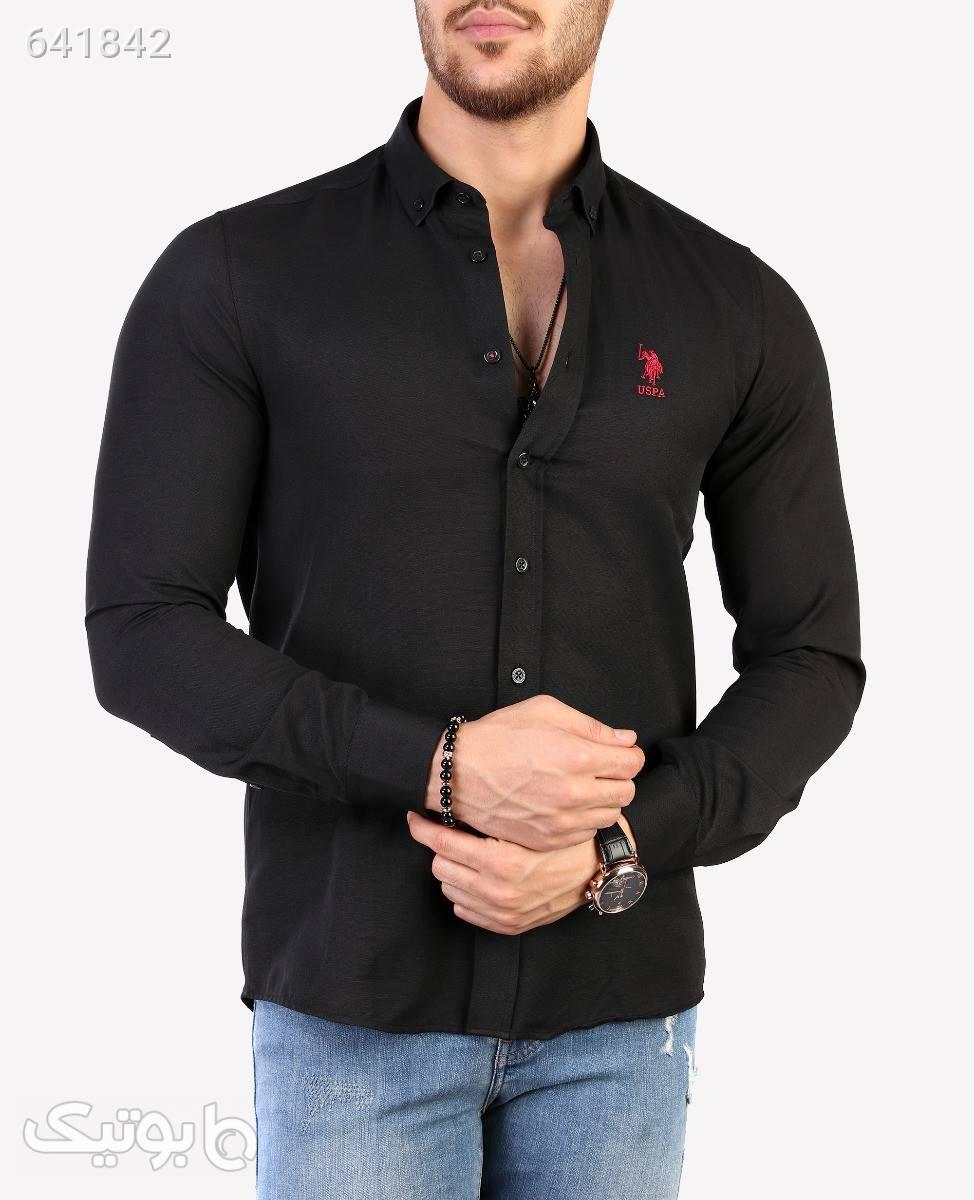 پیراهن کلاسیک مردانه U.S.polo Assen مدل 6987M پيراهن مردانه