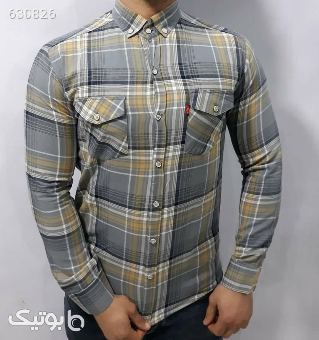 پیراهن مشکی پيراهن مردانه