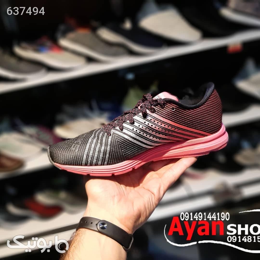 کفش اورجینال رانینگ مشکی كتانی مردانه