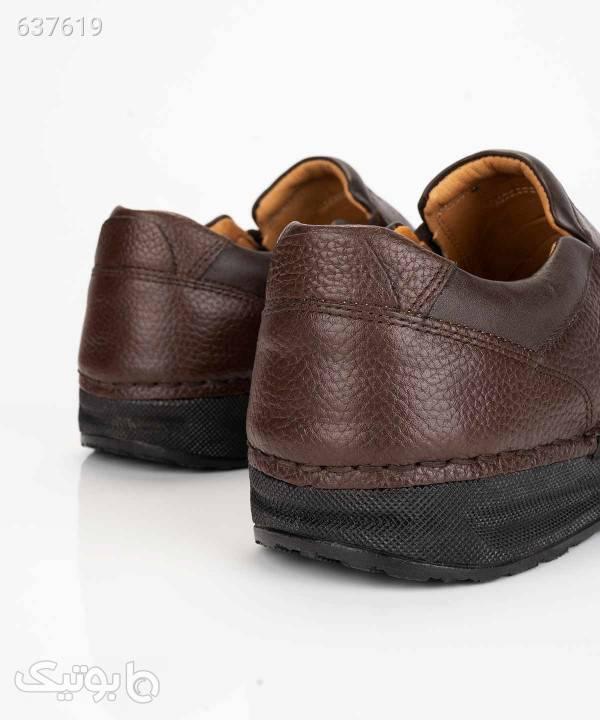 کفش چرم مردانه شیفر Shifer مدل SH7292A كفش مردانه