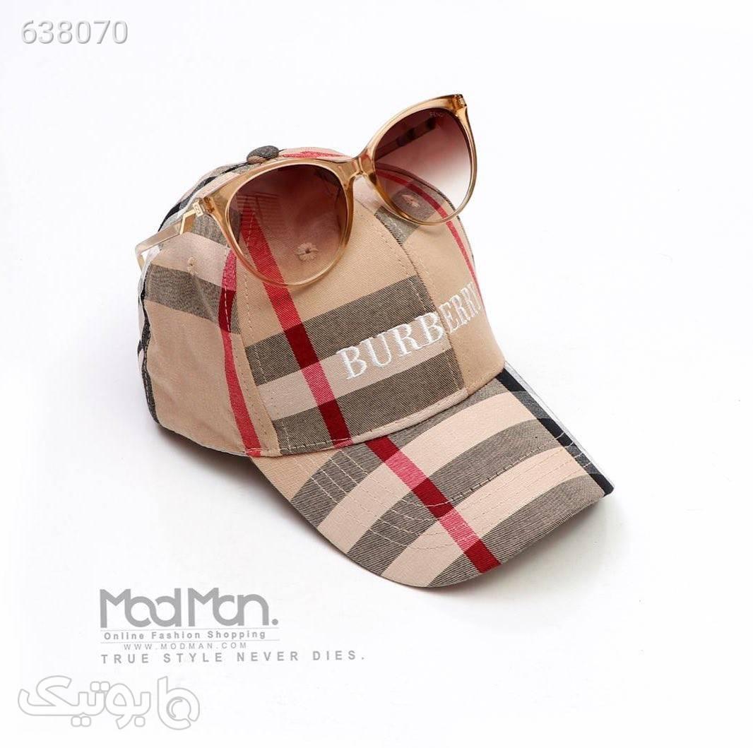 کلاه لبه گرد  کلاه و اسکارف