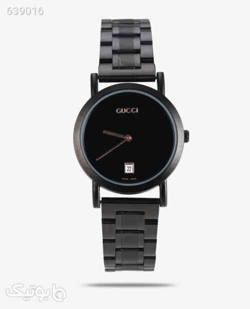 ساعت مچی عقربه ای زنانه Gucci مدل 6668zمشکی 99 2020