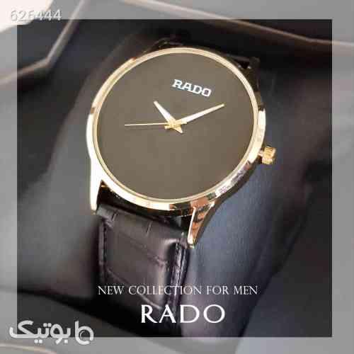 ساعت مچی مردانه Rado مدل Jeran مشکی 99 2020