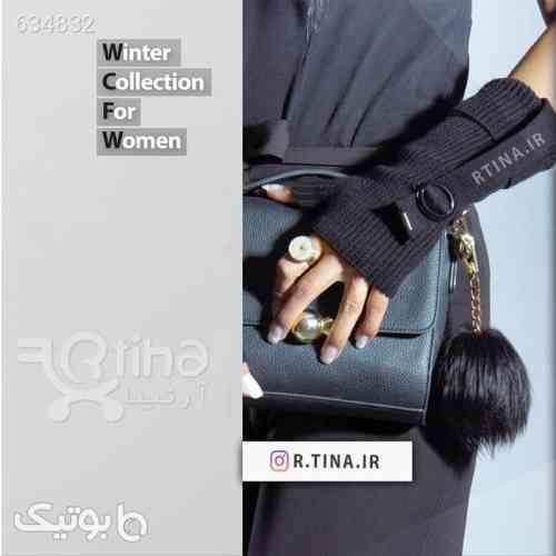 ساق دست اسپرت کاموایی دخترانه مدل یک انگشتی SILKA16 99 2020