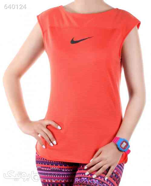 تاپ ورزشی زنانه Nike مدل 8065 نارنجی 99 2020