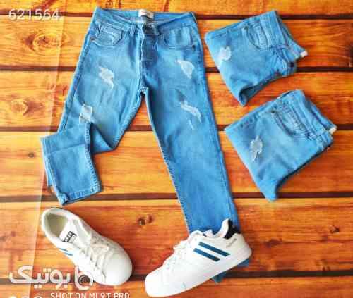 شلوار جین مردانه سورمه ای 99 2020