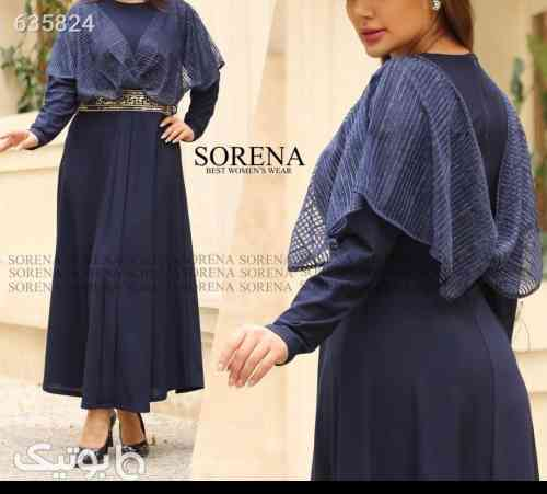 لباس بلند مجلسی  طوسی 99 2020