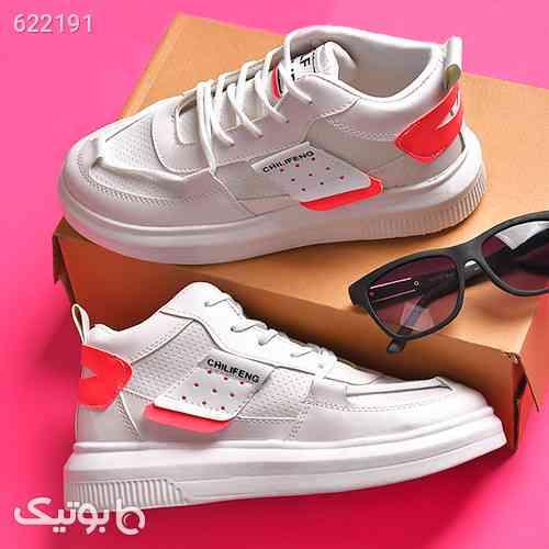 كفش دخترانه سفيد مدل Bahara سفید 99 2020