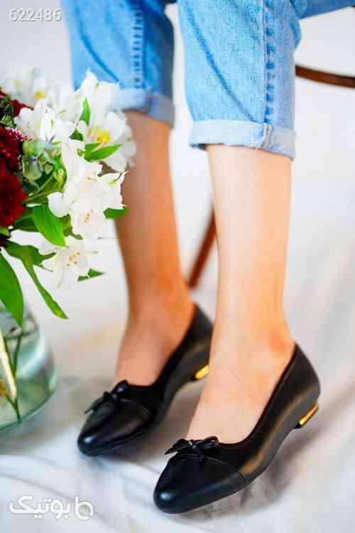 کفش زنانه تخت ارزان مشکی 99 2020
