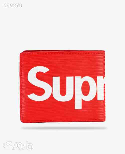 کیف پول Louis Vuitton supreme مدل 4344قرمز قرمز 99 2020