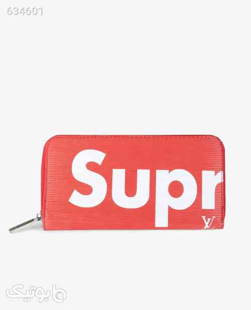 کیف پولLouis Vuitton Supreme مدل 5143قرمز 99 2020