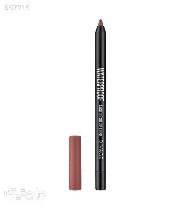 مداد لب ضد آب دیواژ Divage آرایش لب