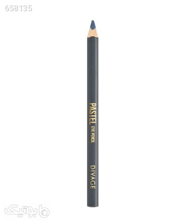 مداد چشم دیواژ Divage مدل Pastel سورمه ای آرایش چشم