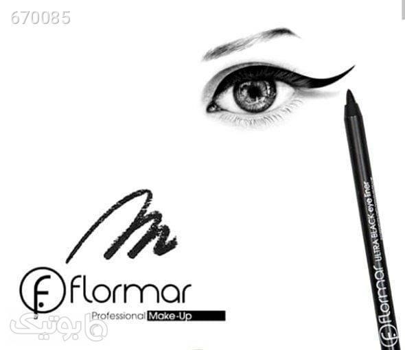 مداد شمعی فلورمار  مشکی آرایش چشم