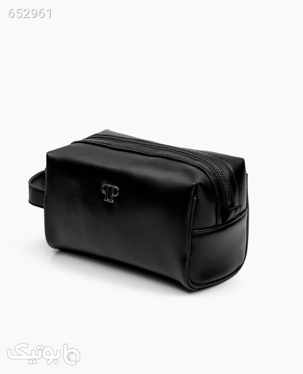 کیف مسافرتی لوازم آرایش و بهداشتی Philipp Plein کد 4929Black مشکی ابزار آرایشی