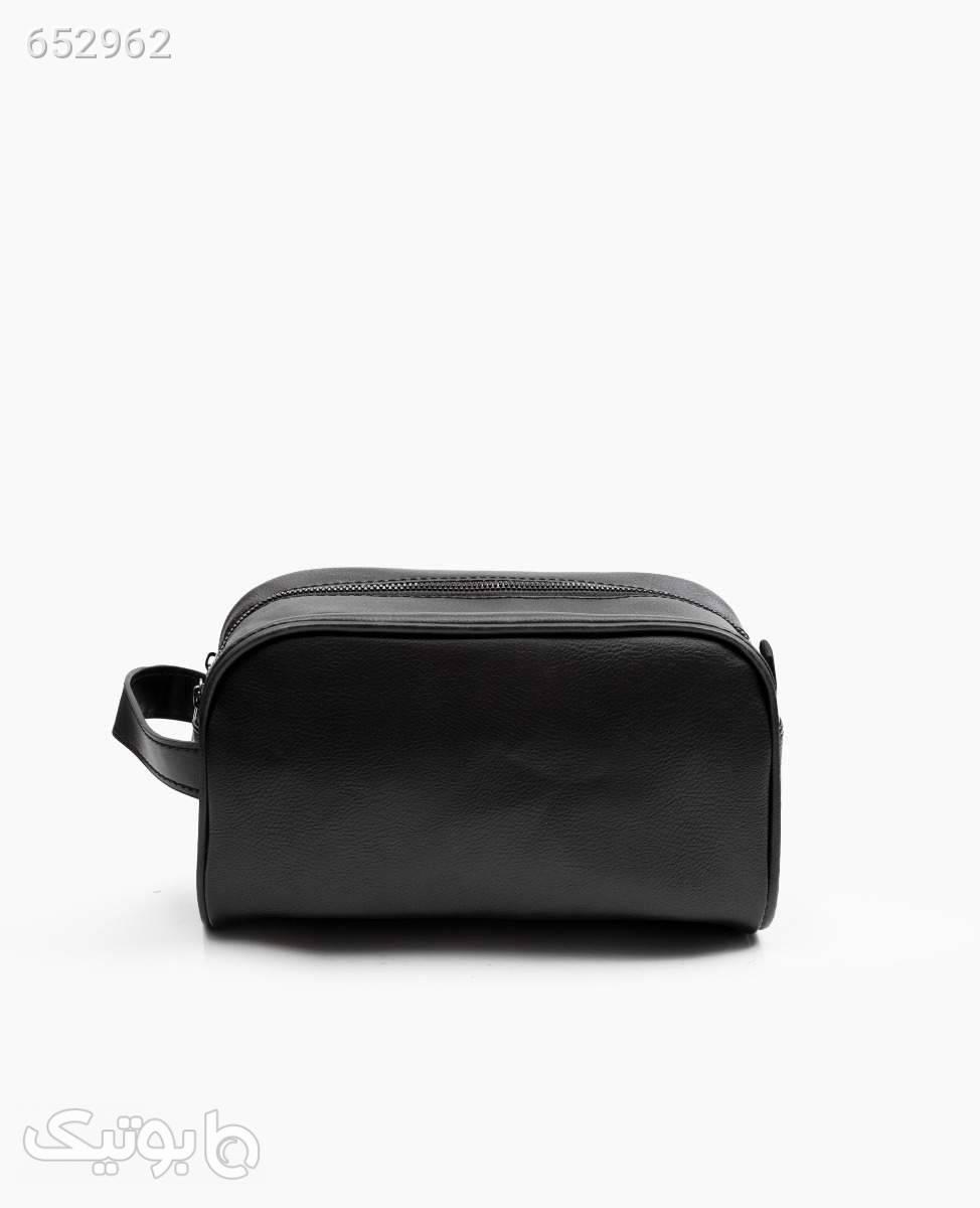 کیف مسافرتی لوازم آرایش و بهداشتی Salvatore Ferragamo کد 1165Black مشکی ابزار آرایشی