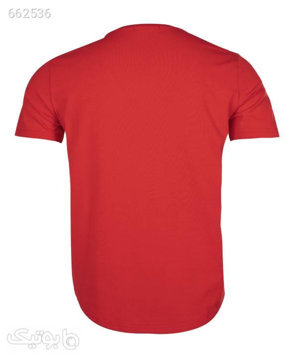 تیشرت مردانه جوتی جینز JootiJeans کد 01573121 قرمز تی شرت و پولو شرت مردانه
