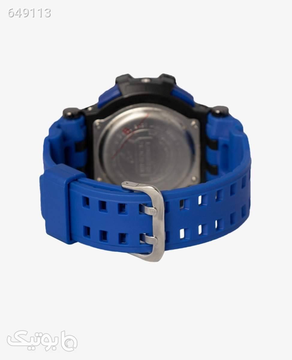 ساعت مچی دیجیتال Gshock کد 2109Blue آبی ساعت
