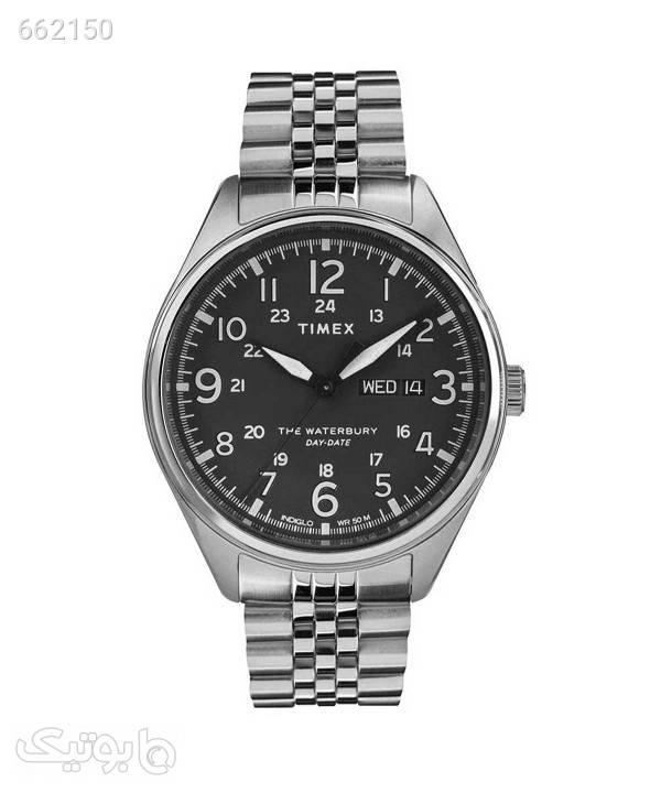 ساعت مچی مردانه تایمکس Timex مدل TW2R89300 نقره ای ساعت