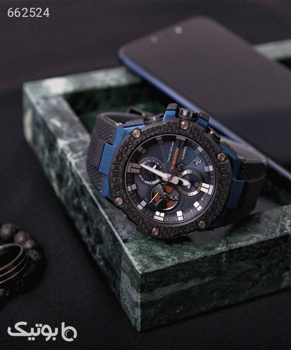 ساعت مچی مردانه کاسیو Casio مدل GSTB100XB2ADR ساعت
