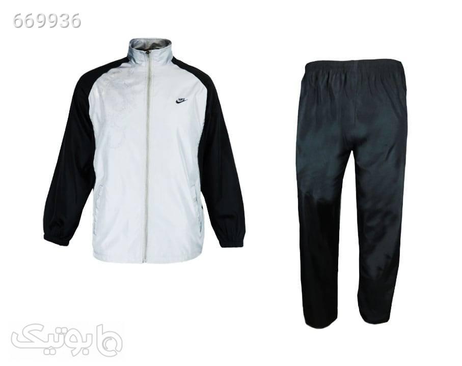 ست گرم کن و شلوار ورزشی مردانه NIKE نایک KHP46331 سفید ست ورزشی مردانه